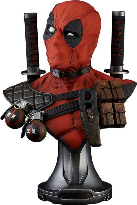 Marvel Comics Büste 1/1 Deadpool 71 cm