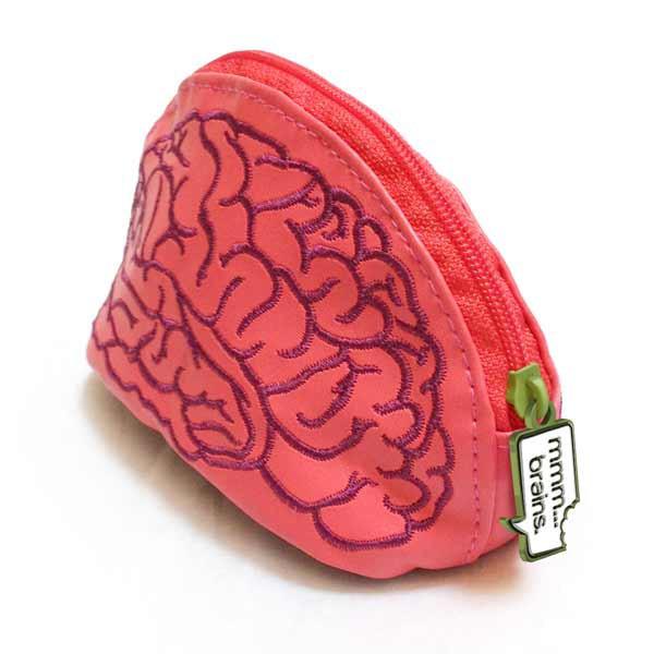 Zombie Brain Geldbeutel