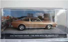James Bond Der Mann mit dem goldenen Colt Diecast Modell 1/43 AMC Matador