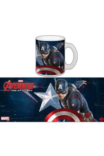 Avengers Age of Ultron Tasse Captain America