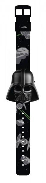 Star Wars LCD Armbanduhr Darth Vader