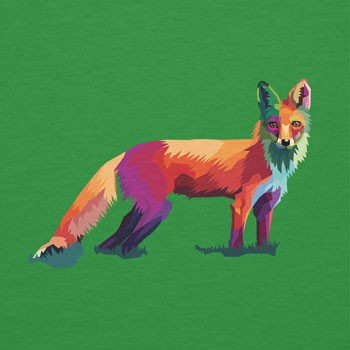 Neon Fox