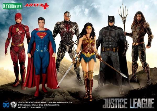 Justice League Movie ARTFX+ Statue 1/10 Batman 20 cm