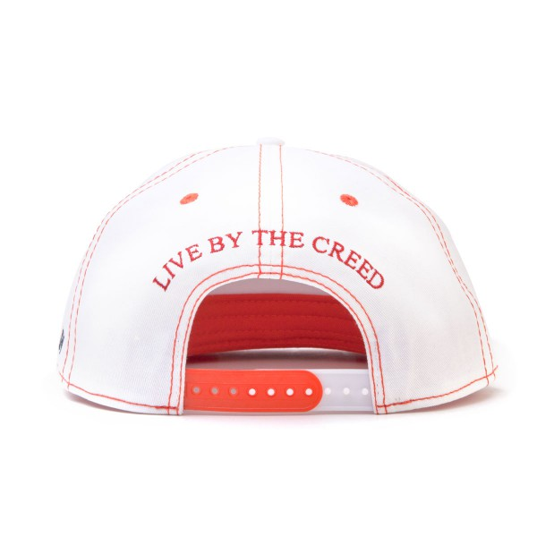 Assassin's Creed - Snap Back Cap, Live by the Creed