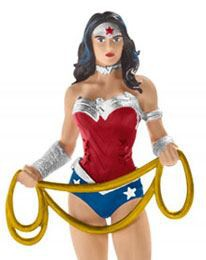 DC Comics Figur Wonder Woman Movie Lariat 9 cm