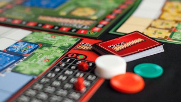 Avalon Hill Brettspiel Vegas Showdown englisch