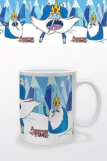 Adventure Time Tasse Ice King