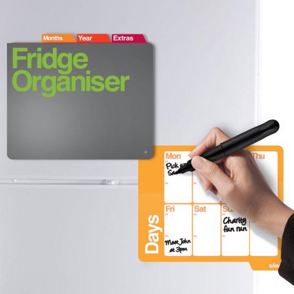 Magnetischer Kühlschrank-Organiser