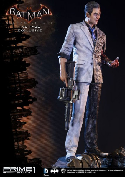 Batman Arkham Knight 1/3 Statue Two-Face & Two-Face Exclusive 80 cm Sortiment (2)