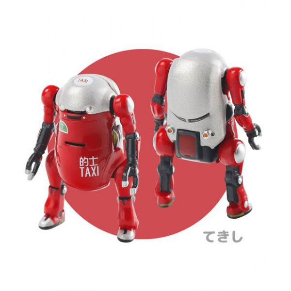 MechatroWeGo Mini-Actionfiguren 5 cm Sortiment (10)