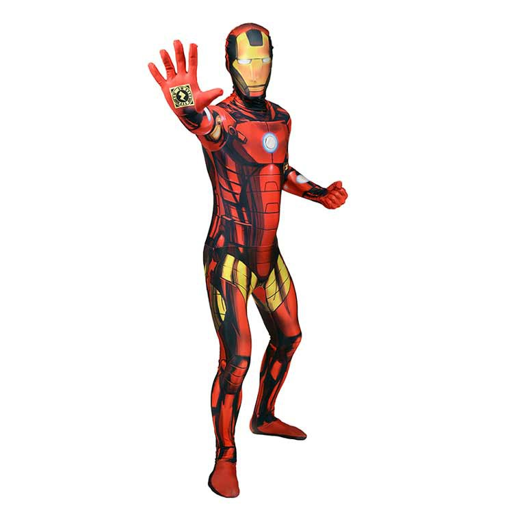 Iron Man Morphsuit Zapper mit Augmented Reality Feature