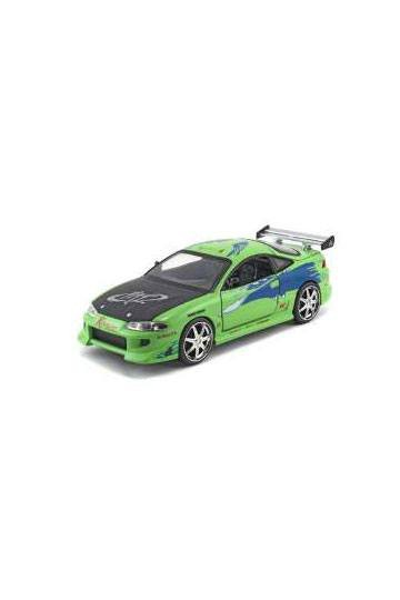 Fast & Furious Diecast Modell 1/18 1995 Mitsubishi Eclipse
