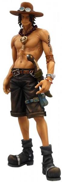 One Piece Master Stars Piece Supreme Figur Ace 35 cm