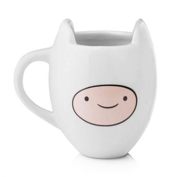 Adventure Time 3D Tasse Finn