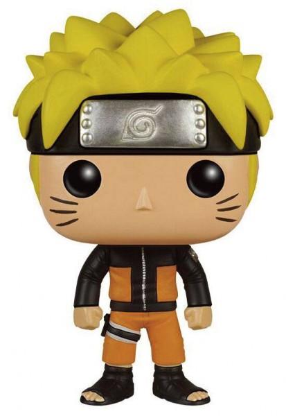 Naruto Shippuden POP! Animation Vinyl Figur Naruto 9 cm
