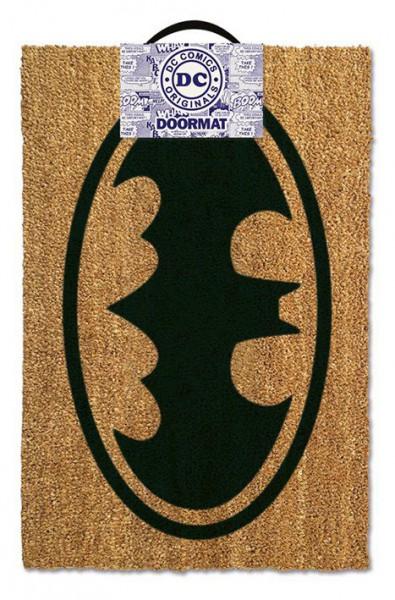 DC Comics Fußmatte Batman Logo 40 x 60 cm