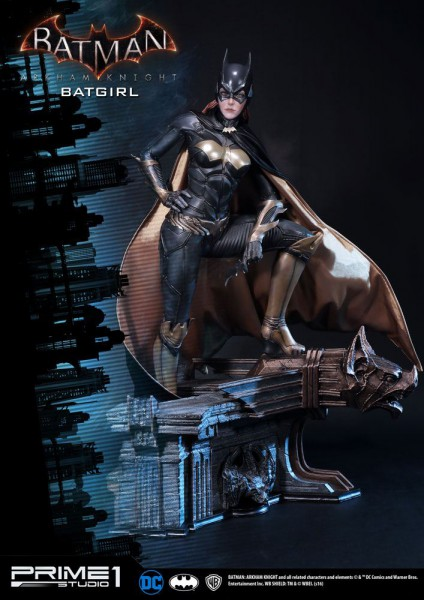 Batman Arkham Knight 1/3 Statuen Batgirl & Batgirl Exclusive 74 cm Sortiment (3)