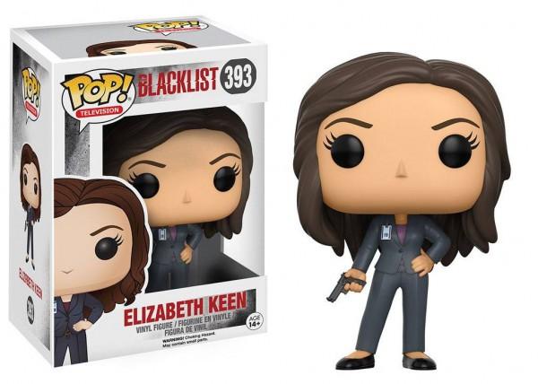 The Blacklist POP! TV Vinyl Figur Elizabeth Keen 9 cm