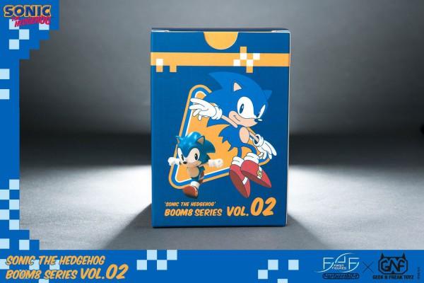 Sonic The Hedgehog PVC Figur BOOM8 Series Sonic Vol. 02 8 cm