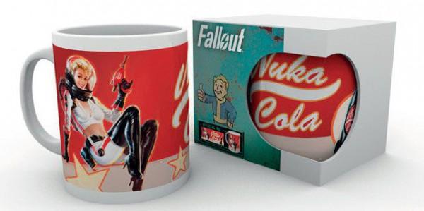 Fallout 4 Tasse Nuka Cola