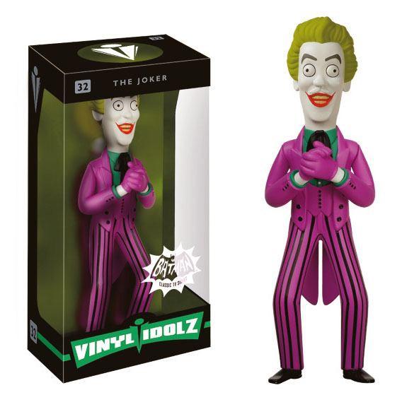 Batman 1966 Vinyl Sugar Figur Vinyl Idolz Joker 20 cm