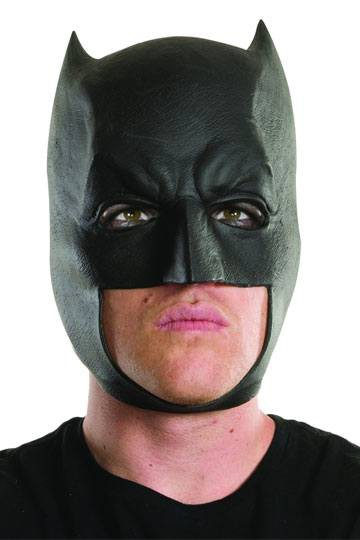 Batman v Superman Dawn of Justice 3/4 Vinyl-Maske Batman