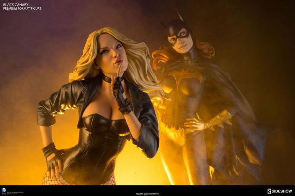 DC Comics Premium Format Figur Black Canary 53 cm
