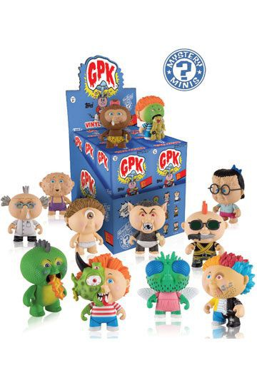 Garbage Pail Kids Mystery Minifiguren 7 cm Really Big Series 2 Display (12)