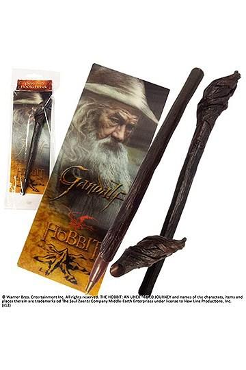 Der Hobbit Kugelschreiber & Lesezeichen Gandalf