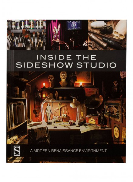 Sideshow Collectibles Buch Inside the Sideshow Studio A Modern Renaissance Environment Softcover
