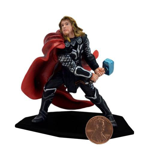 Avengers Age of Ultron Metall Minifigur Thor 7 cm