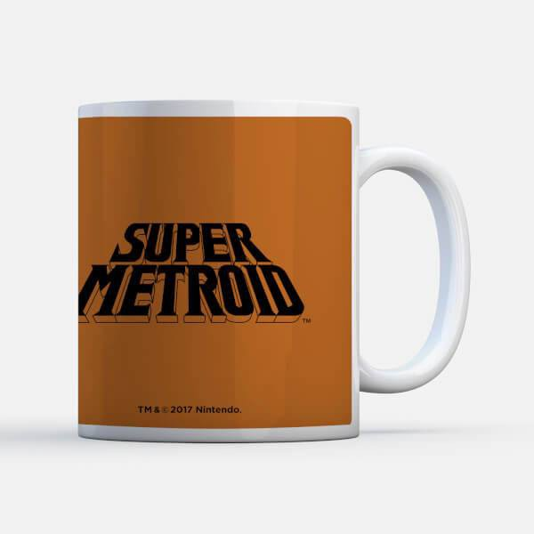 Nintendo Tasse Metroid Power Suit Instructional