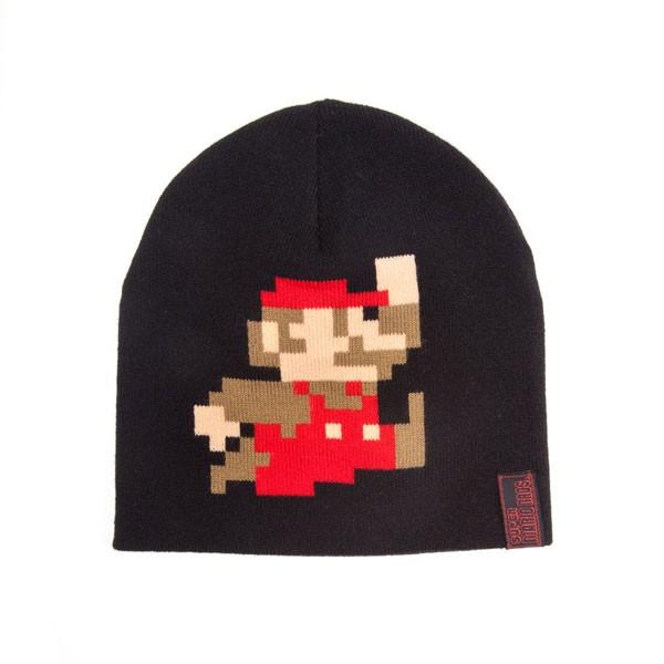 Nintendo Super Mario Beanie Wintermütze