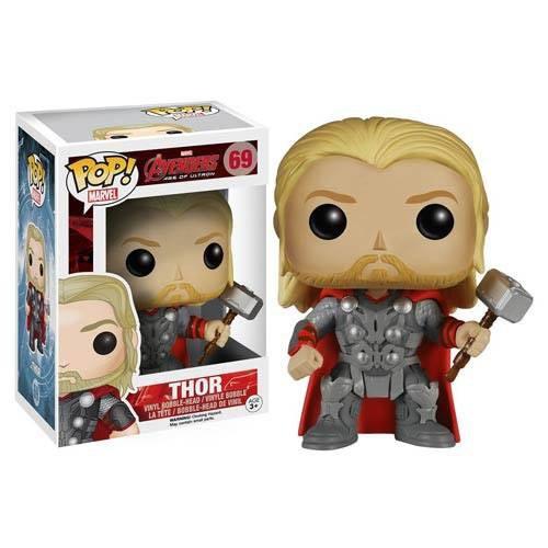 Avengers Age of Ultron POP! Vinyl Wackelkopf-Figur Thor 10 cm