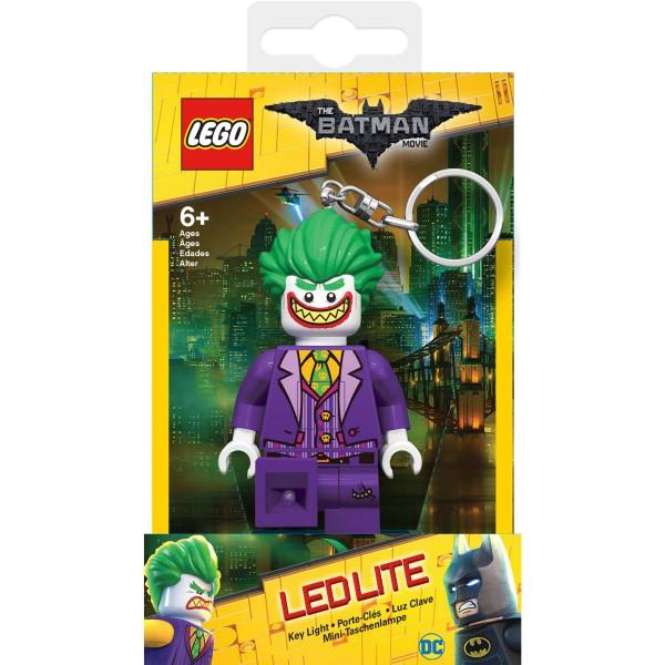 Lego Batman Movie Mini-Taschenlampe mit Anhänger Joker
