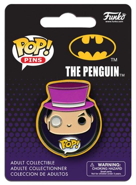 DC Universe POP! Pins Ansteck-Button The Penguin