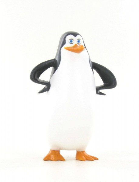Madagascar Minifigur Kowalski 8 cm