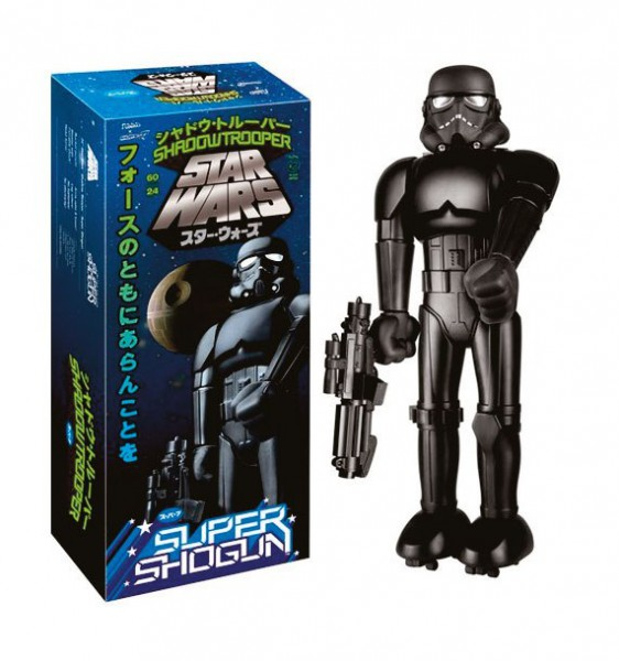 Star Wars Super Shogun PVC Figur Shadowtrooper 61 cm