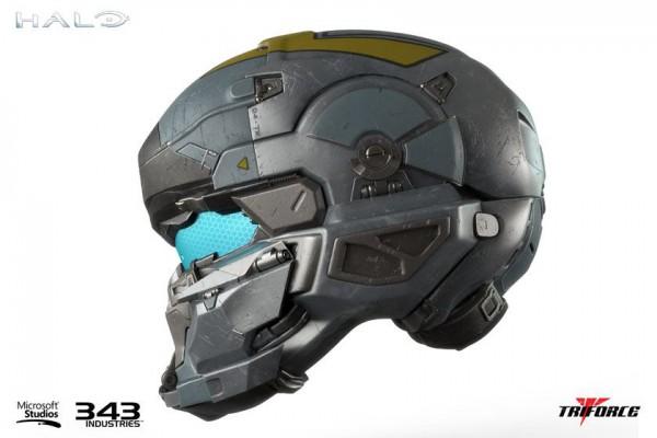 Halo 5 Replik 1/1 Helm Spartan Jameson Locke 33 cm