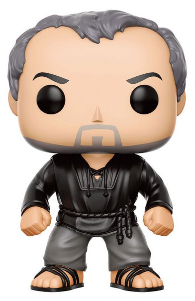 Lost POP! Television Vinyl Figur Man in Black 9 cm