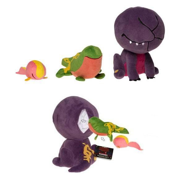 Stranger Things Super Cute Plush Matrjoschka-Plüschfiguren Set Dart 23 cm