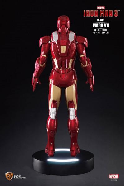 Iron Man 3 Life-Size Statue Iron Man Mark VII 210 cm