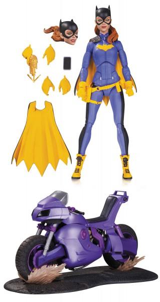 DC Comics Deluxe Actionfigur Batgirl of Burnside 15 cm