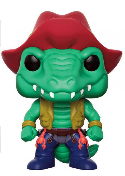 Teenage Mutant Ninja Turtles POP! TV Vinyl Figur Speciality Series Leatherhead 9 cm