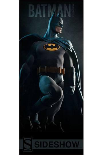 Sideshow Collectibles Banner DC Comics Batman 50 x 122 cm