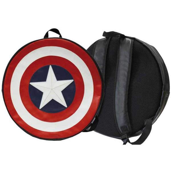 Captain America Classic Logo Rucksack