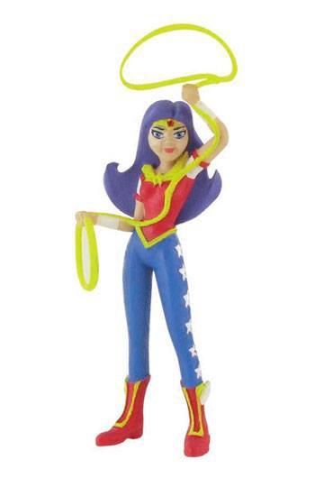 DC Comics Super Hero Girls Minifigur Wonder Girl 9 cm