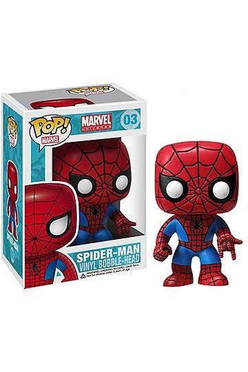 Marvel Comics POP! Vinyl Figur Spider-Man 10 cm