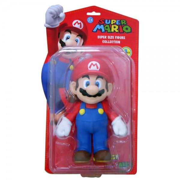 Super Mario Super Size Figur Mario 23 cm