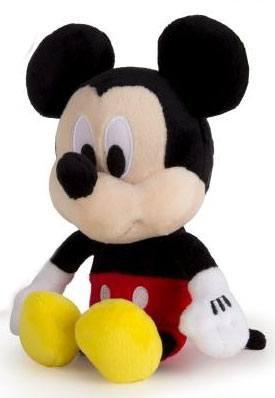 Mickey and the Roadster Racers Plüschfigur mit Sound Micky 11 cm
